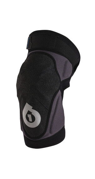 SixSixOne Evo II Knee Guard black